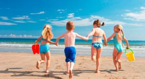Польза моря и морского воздуха для детей. Отдых в детском лагере
