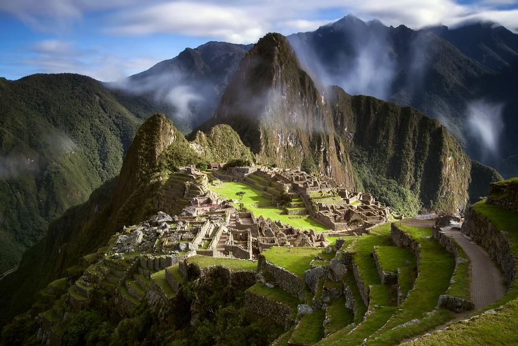 Где стоит побывать - Мачу Пикчу