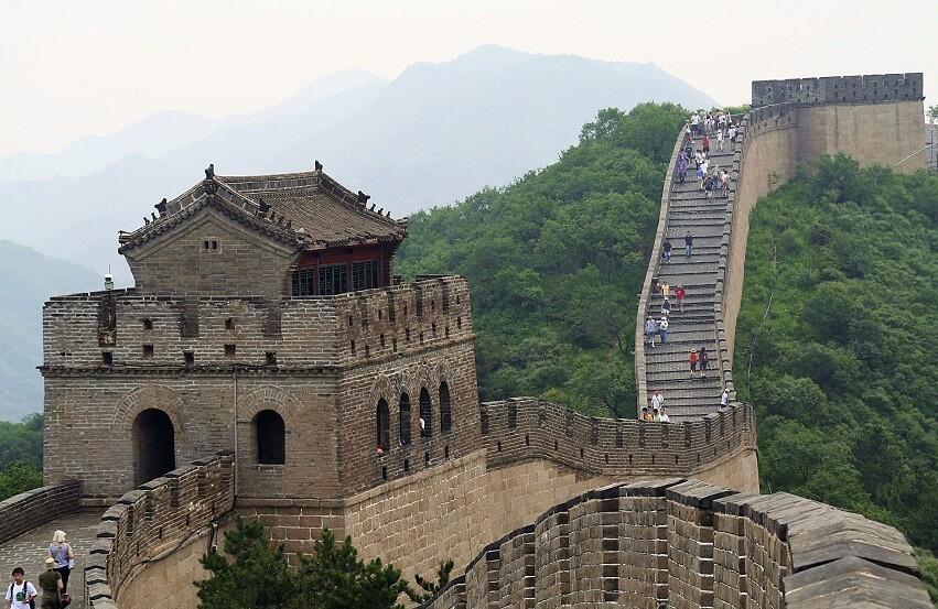 Где стоит побывать - Великая китайская стена
