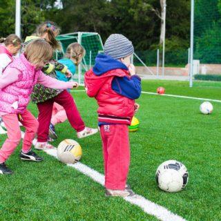 Физические упражнения укрепляют иммунитет ребенка