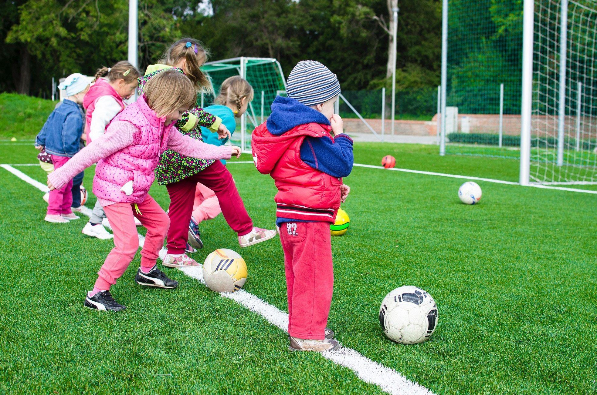 Спорт и ребенок