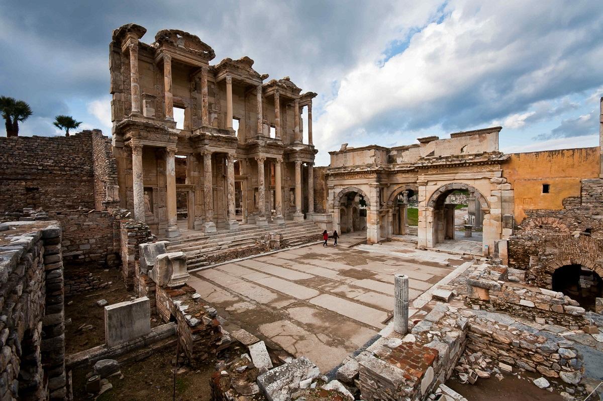 Где стоит побывать - город Эфес