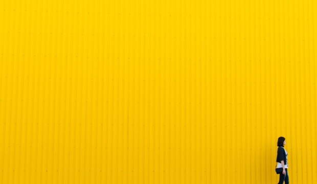 The effect of color on the human psyche -yellow