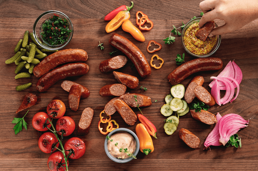 Украинское растительное мясо