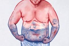 В галерею AR-приложения «Шрамы демократии» добавлен портрет Бориса Джонсона