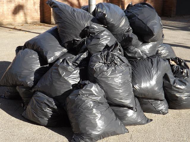 Катастрофа с мусором