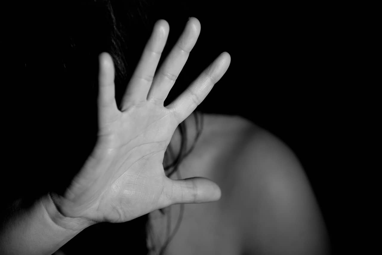Домашнее насильство