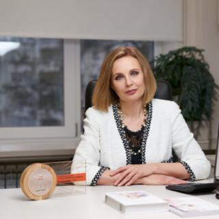 Ольга Шевченко в ТОП-25 лучших руководителей крупнейших компаний Украины