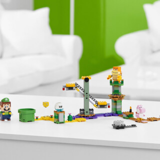 У новому стартовому наборі Luigi приєднується до свого брата у всесвіті LEGO Super Mario