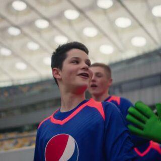 «Прорив до мрії»: Serviceplan, PEPSI та «Шахтар» здійснили мрію юних футболістів