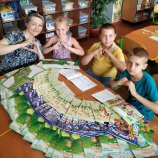 Освітній проєкт «Мрій-читай» залучив понад 3 000 учнів зі всієї України