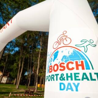 Bosch Sport & Health Day — первые шаги к большому триатлону